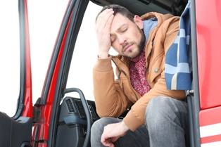 Drowsy Truck Drivers Can Cause Serious Problems